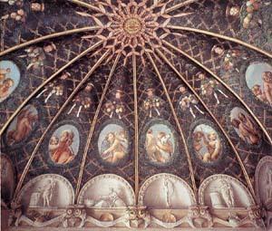 サン・パオロ女子修道院天井画」部分1519コレッジオ.jpg
